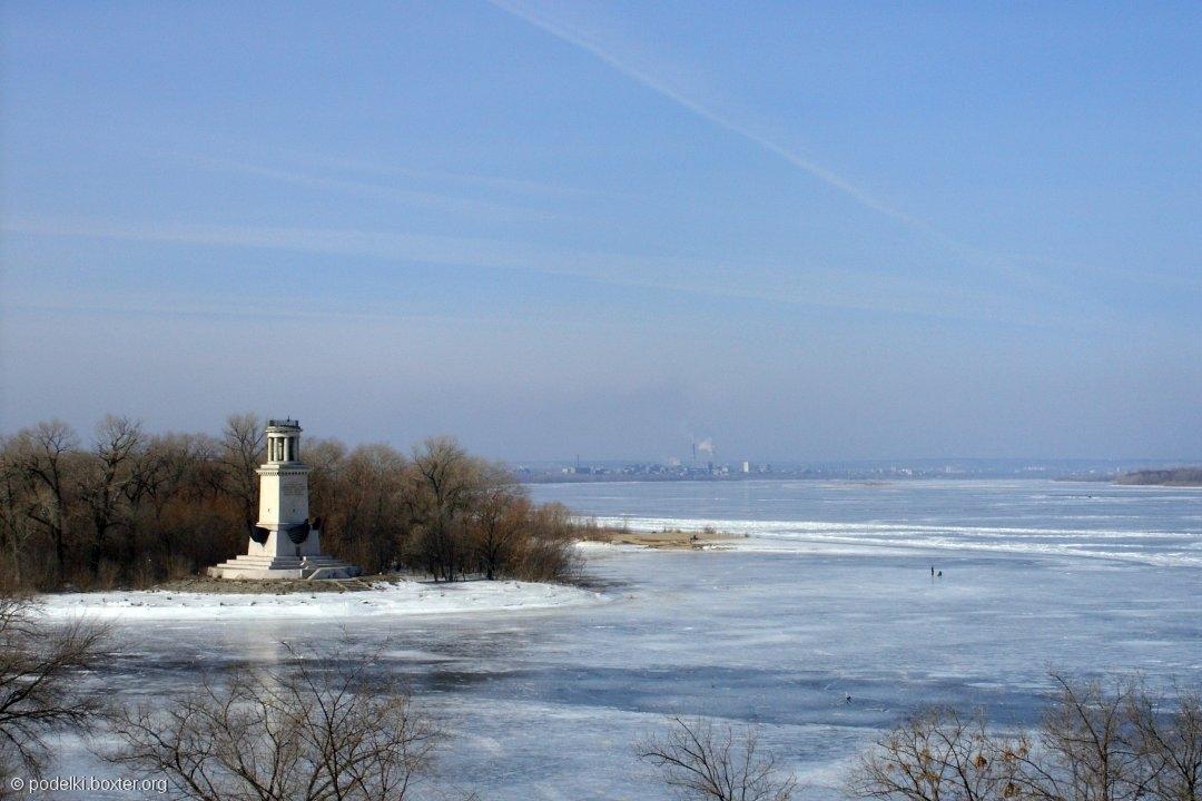 Мартовский маяк